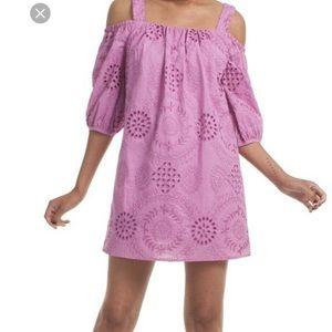 NWT Trina Turk  Violetta Embroidered Summer Dress
